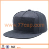 Snapback Baseball Cap Hook And Loop Vel Patch Caps And Hats
