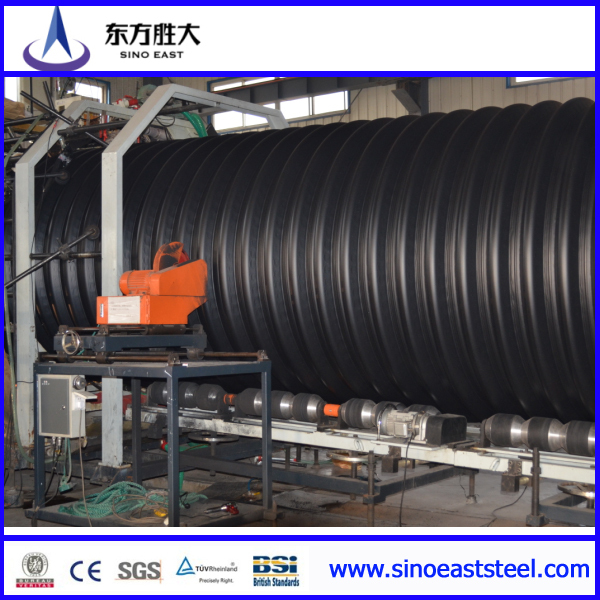 Hdpe Double Wall Corrugated Pipe Straight Coupling (dual Socket ...