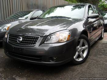 2006 Nissan Altima 3.5 Se W/leather,S/r,6-cd~1 Owner~no Accidents ...