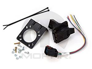 get quotations · 2009-2010 jeep commander trailer tow wire harness repair  kit
