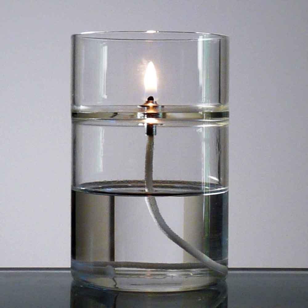 Verre souffl de lampes l 39 huile d corative lampe huile et moderne lam - Lampe a huile design ...