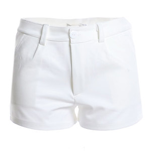 Cotton Washed Pockets Summer Girls Short Pants