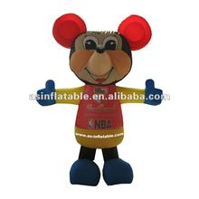 2012 the most popular inflatable costumes walking mascot
