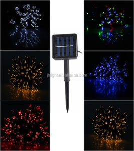 solar powered christmas pathway lights, solar decoration light with stake
