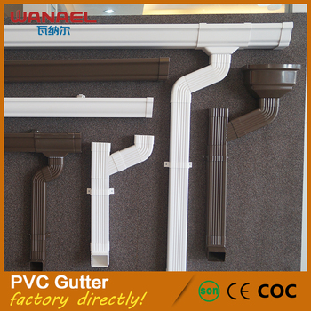 Guangzhou Factory Price 5 2 Quot Pvc Roof Drainage System Roof