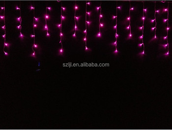LED Rice Lights Outdoor LED Waterfall Lights