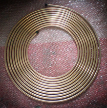C70600 90/10 Copper Nickel Pancake Coil