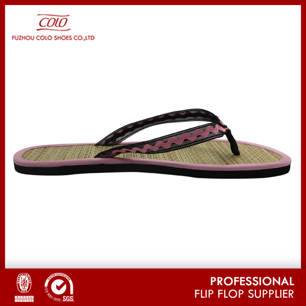 Coface removable shoes straps leisure flip flops