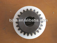 NL type Rubber sleeve gear couplings