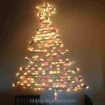 new products 2016 wholesale 10m 100 lights outdoor led decorative serial lights christmas tree decorations led