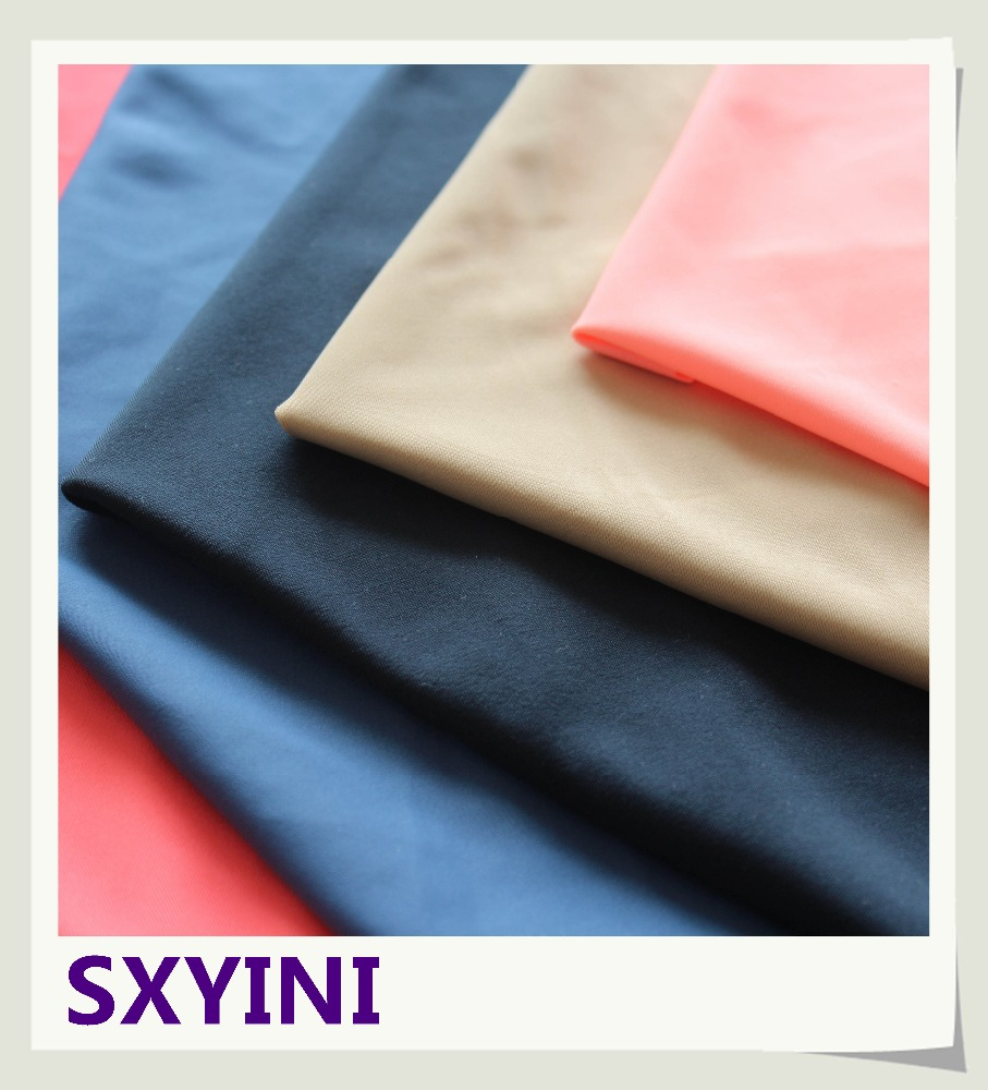 shaoxing YINI Chinese suppliers wholesale High quality nylon spandex Swimming fabric