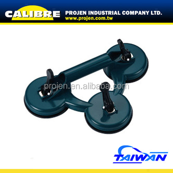 CALIBRE Triple Cup Suction Cup Glass Lifter Suction Cup Lifter