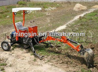 towable backhoe excavator TB-001 for constrction