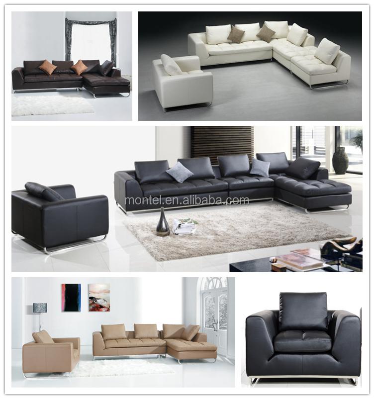 Corner Sofa Set Rozel Leather In Malaysia