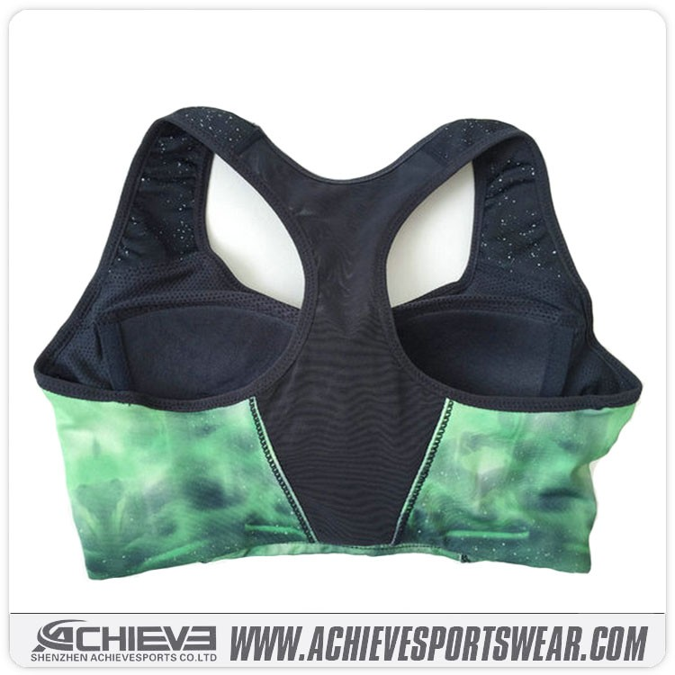 wholesale sport bra women sexy sublimation sports bra