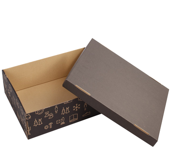 Custom design luxury cardboard shoe box with logo printing corrugated paper mailing shoe packaging boxes