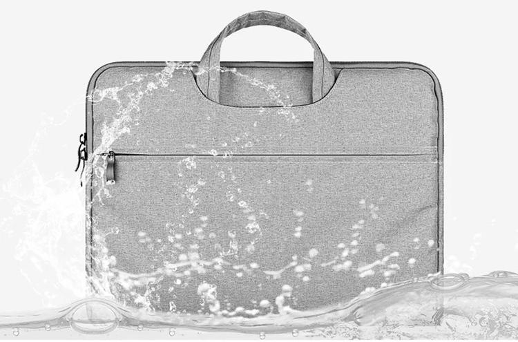 عينة مجانية العالمي للماء حقيبة كمبيوتر محمول من النايلون