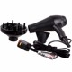 Super ozone powerful blow dryer silent 2400w professional ionic salon hair dryer