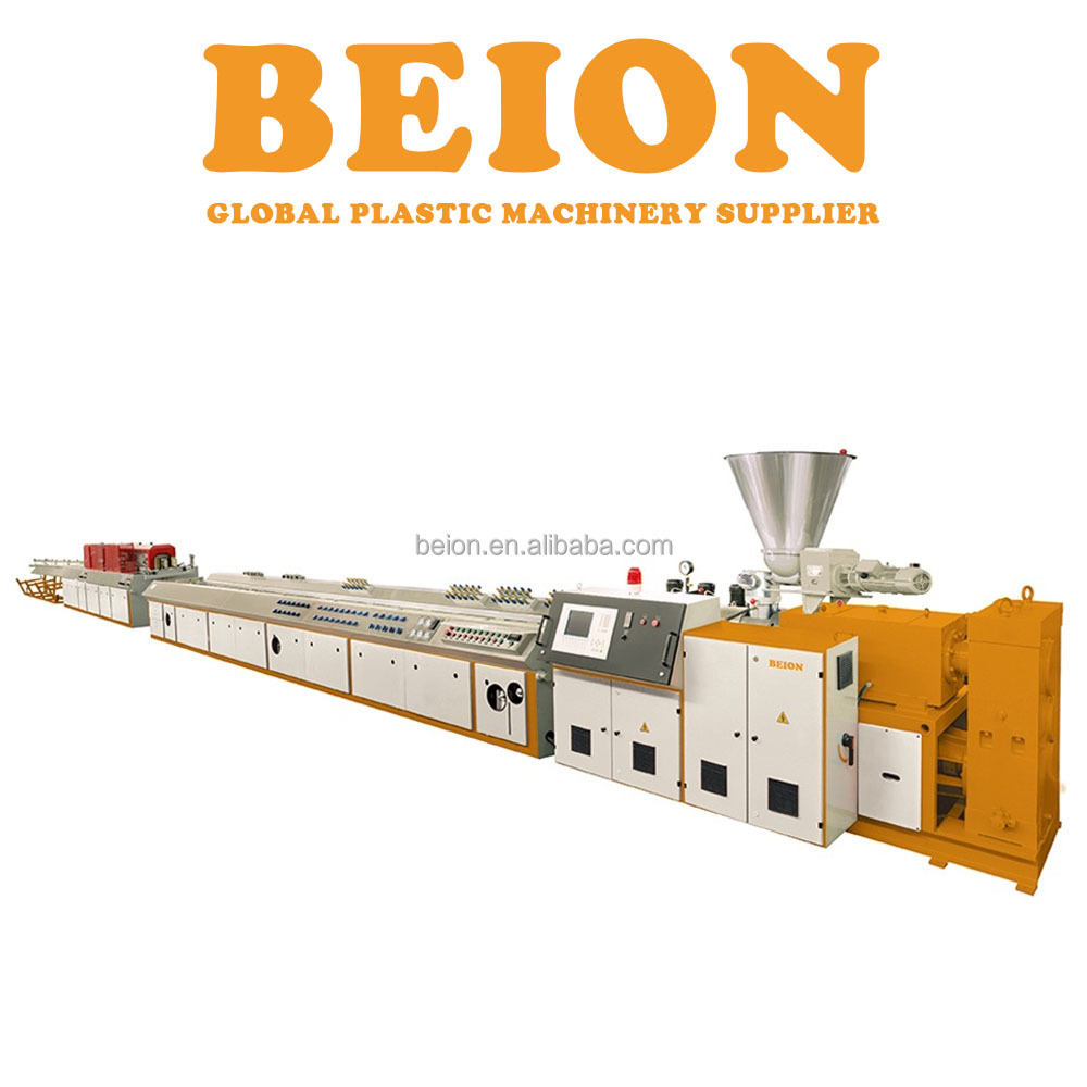 BEION Plastic Machinery PVC Profile Making Machine Production Extrusion Line for Turkey