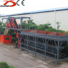 CE&ISO certificate ready mix concrete batching plant layout