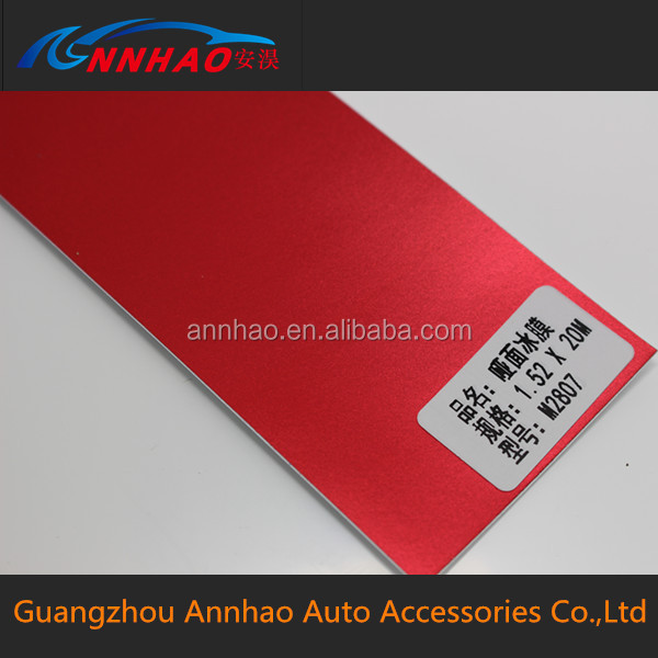 auto accessories matte chrome car vinyl
