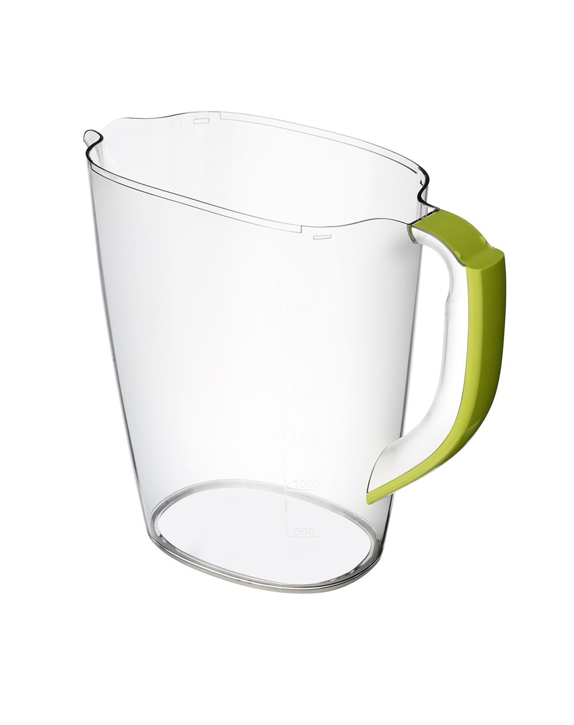 3 5l Capacity Alkaline Water Filter Pitcher With Coco
