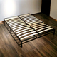 Wholesale Single Metal Bed Frame Bunk Bed Hotel Metal Bed Base Parts