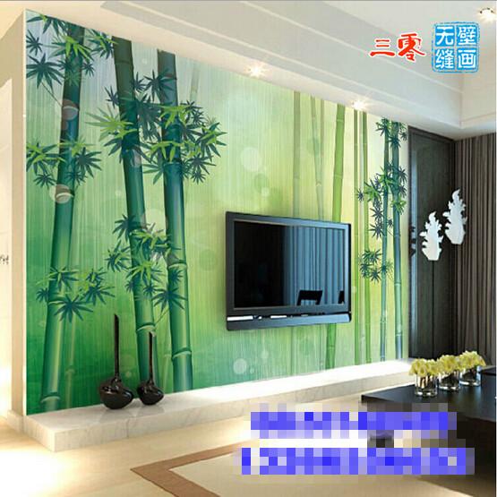 Acquista all 39 ingrosso online bamb stencil muro da for Ikea carta da parati