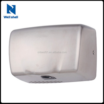 high Speed Automatic stainless steel hand dryer China