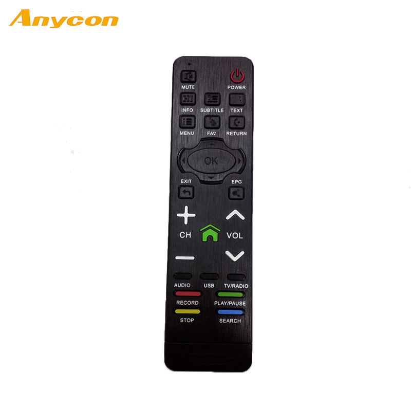2017 best quantity 2.4G wireless ABS universal remote control setup