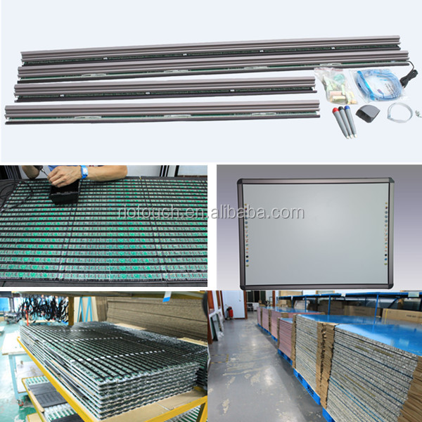 wholesale interactive whiteboard SKD for school& office whiteboard with cheap price