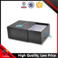 Fashionable Design Oem Production Drawer Paper Box Gift Packaging