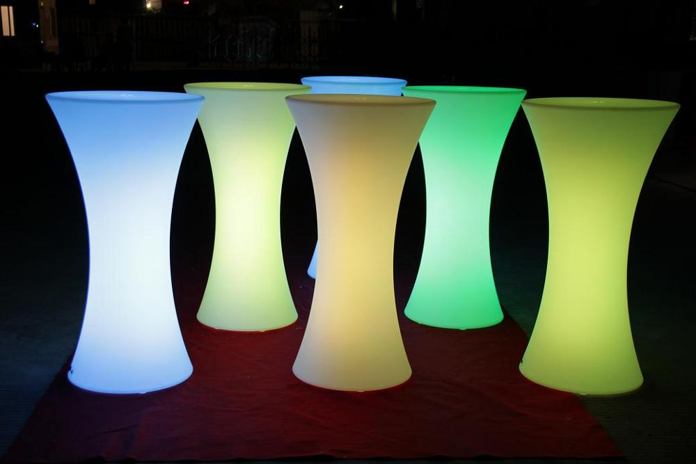 Outdoor 16 rgb colors changing waterproof rental led light up high outdoor 16 rgb colors changing waterproof rental led light up high cocktail bar tables mozeypictures Images