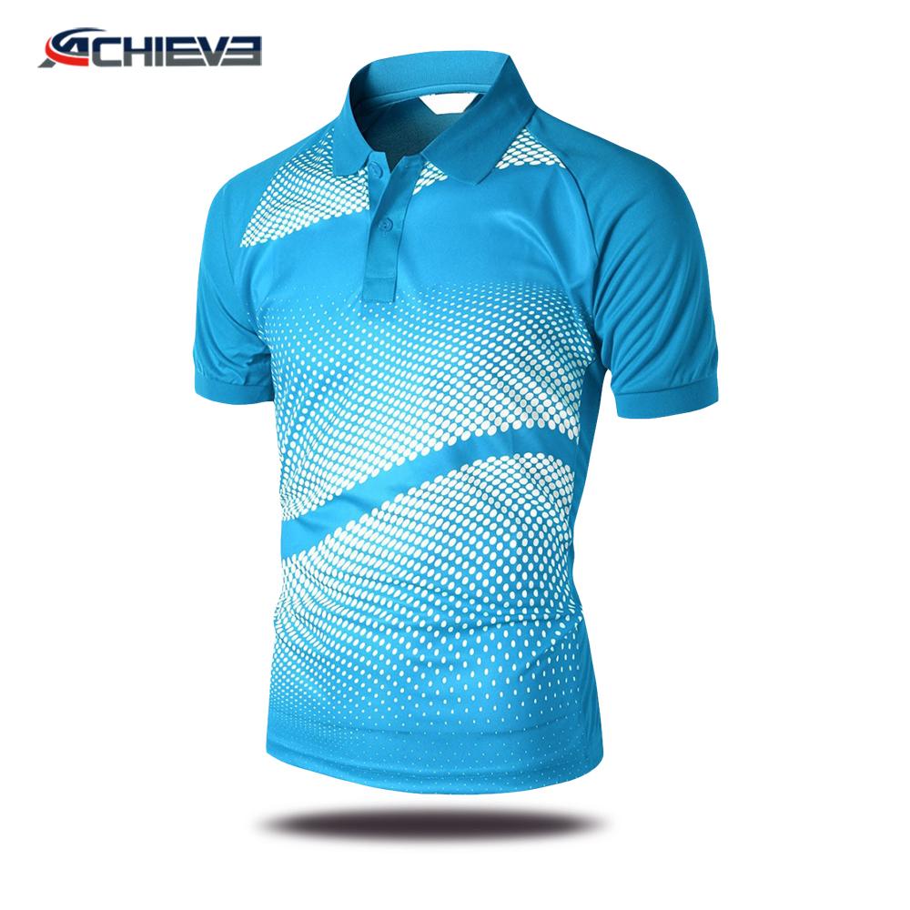 Custom Design Polyester Cricket T Shirtlatest Design Cricket