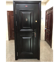 2020 Bullet proof security 6 panel entry stainless steel door used exterior doors for sale