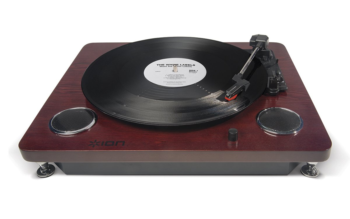 Merveilleux Get Quotations · Ion Turntable With Built IIn Stereo Speakers (ION LIVE LP)  Category: