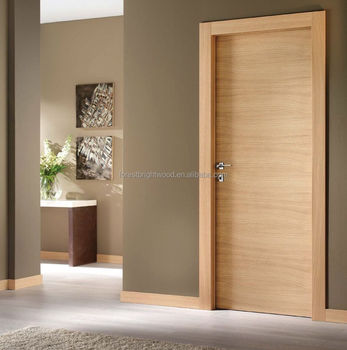 Perfect Modern Interior Wood Door Designs, Hotel Wood Bedroom Door