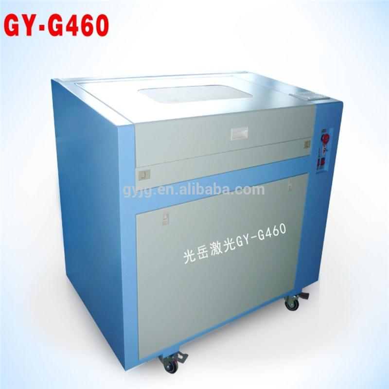GY G460 50W60W100W mini handicraft calabash Acrylic Paper CO2 coconut shell laser cutting and engraving machine