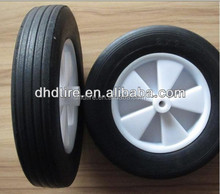 8''x2.5'' Solid Rubber Wheel