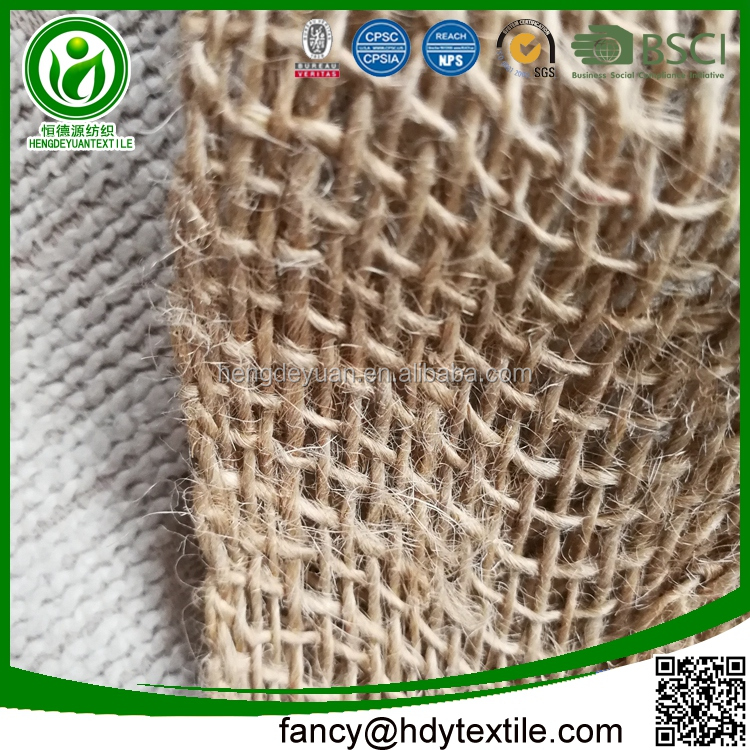Golden supplier twisted natural jute yarn for gardening made in china