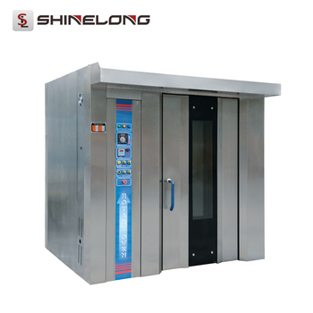 2018 ShineLong High Quality Gas/Electric Oil Bakery Rotary oven