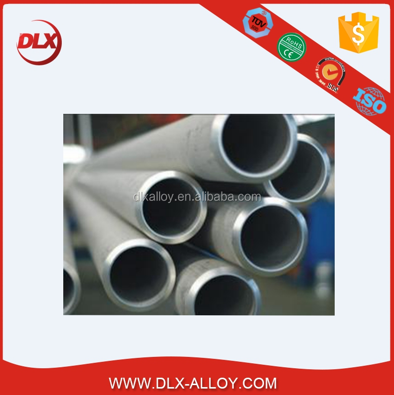 Nickel alloy tube incoloy pipe 800 ht UNS NO8800