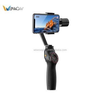 Multifunctional handheld gimbal with alloy frame