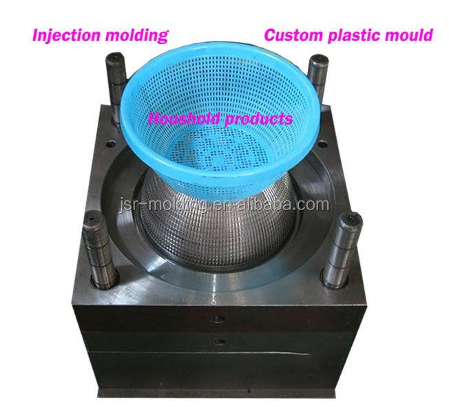 Injection Plastic Mold For German Household Appliances