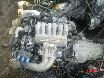 Jdm Used Engine With Gearbox For Car Mazda Cosmo 20b 3 ...
