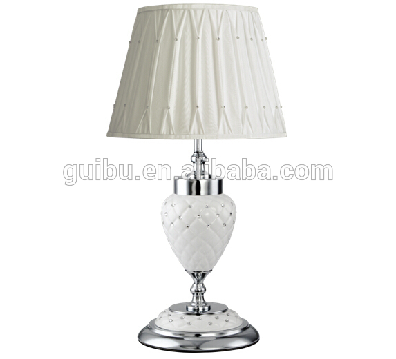 Replica Crystal Polyresin Table Lamp For Home Decor With