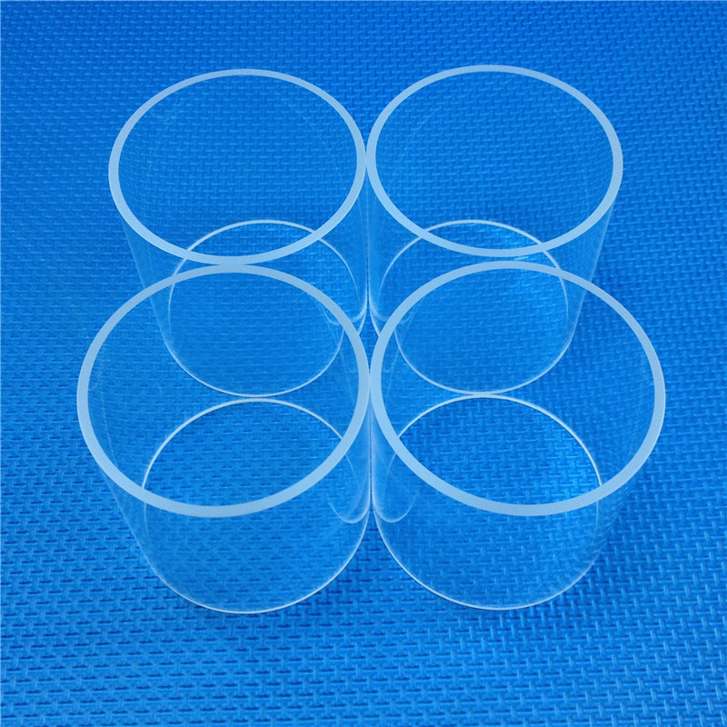 HM Customized Low Thermal Expansion Pyrex Glass Tube
