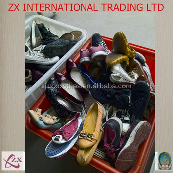 China Cheap Wholesale Used Tennis Shoes