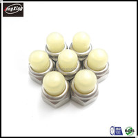 Din986 self locking domed cap nuts with nylon insert M6 M8