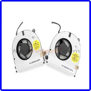 Original For Dell Alienware M17x R4 Gpu Cooling Fan 0fkdn8 Dc28000cnf0  Dfs601605hb0t Fc8j - Buy Cooling Fan For Dell,For Dell Cooling Fan,Gpu Fan  For